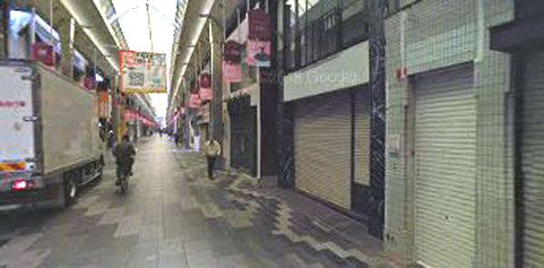 寺町蛸薬師店舗-2