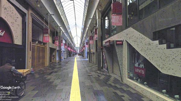 寺町蛸薬師店舗-4