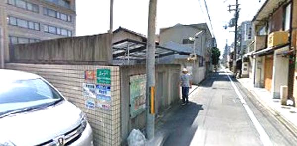 堺町売り地-1