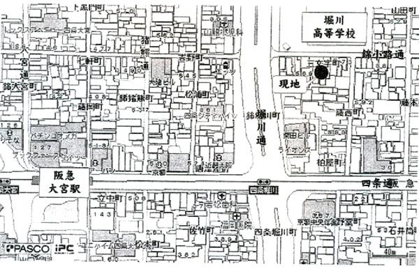 中京区収益-位置図