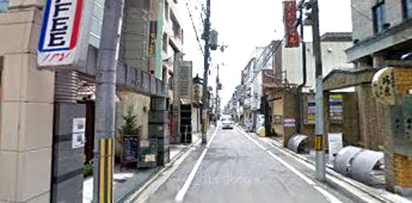 祇園四条駅周辺-2