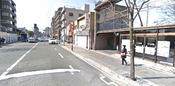 三条京阪店舗付き住宅-1