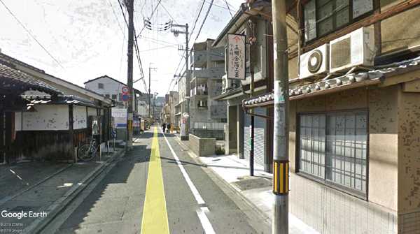 五条駅-2