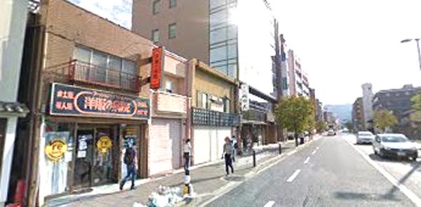 三条京阪店舗付き住宅-2
