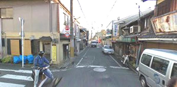 鳥羽街道-2