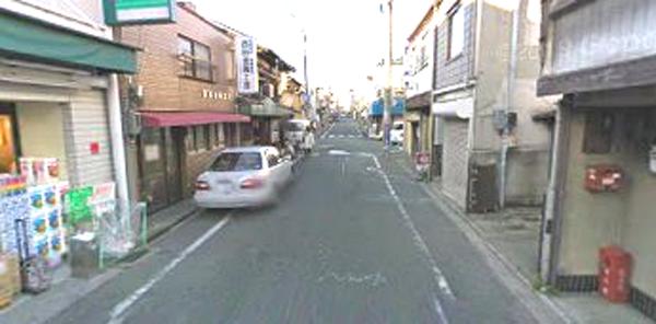 鳥羽街道-1