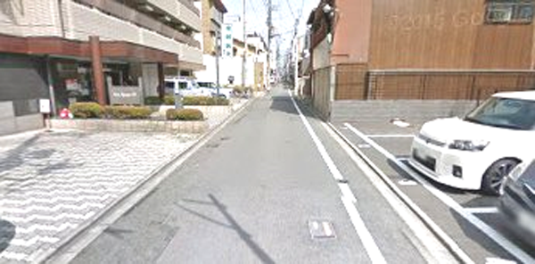 下京区ビル-1