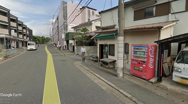 帷子ノ辻駅-1