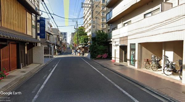 丸太町駅周辺-2