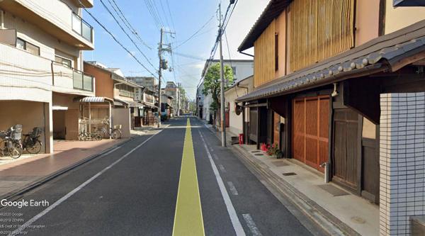 丸太町駅周辺-1