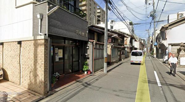 烏丸四条駅周辺ビル-2