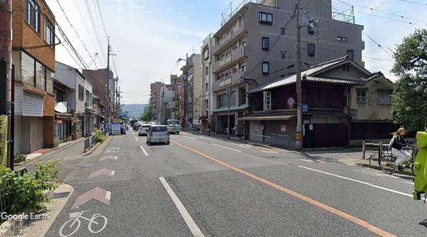 今出川寺町土地-1