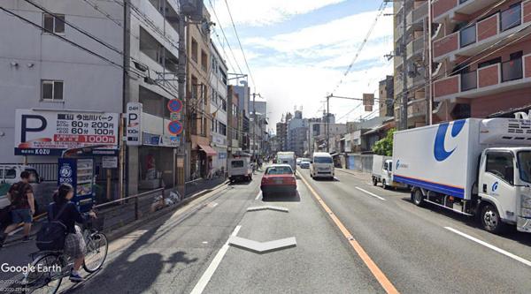 今出川駅周辺-1
