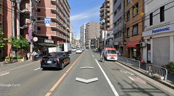 今出川駅周辺-2