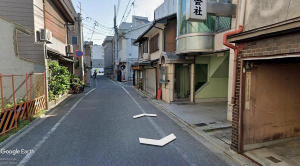 京阪五条駅土地-2