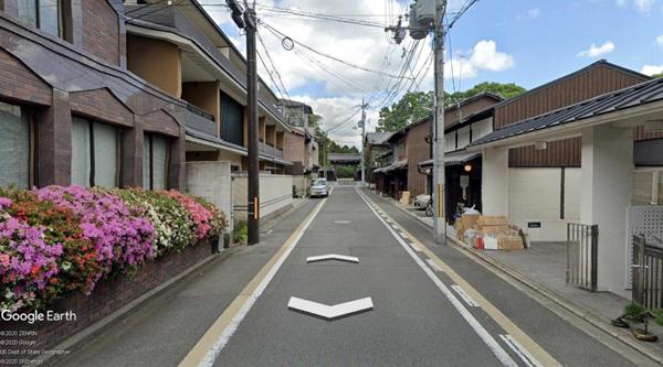 丸太町堺町土地-1