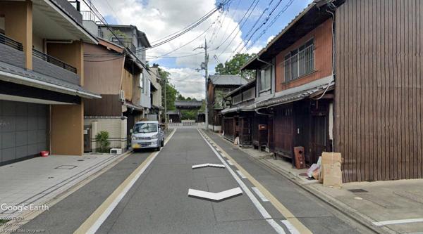 丸太町堺町土地-2