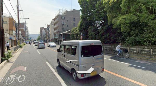 京都御所隣接-2