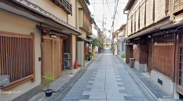 宮川筋店舗付き住宅-1