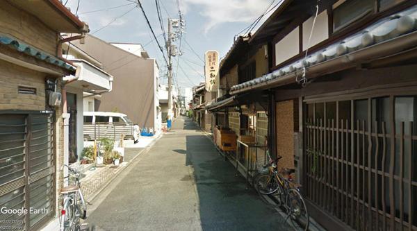 丸太町駅周辺土地-1