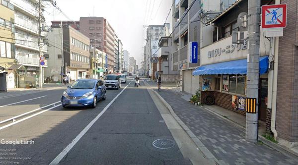 千本二条駅周辺土地-1