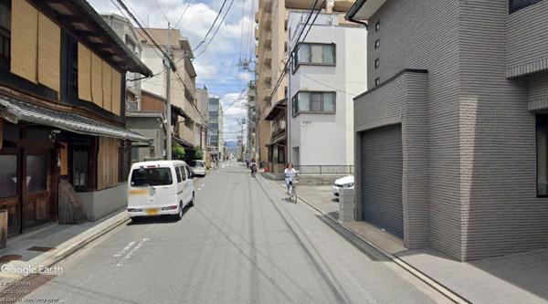 丸太町駅周辺カーサ府庁前-1