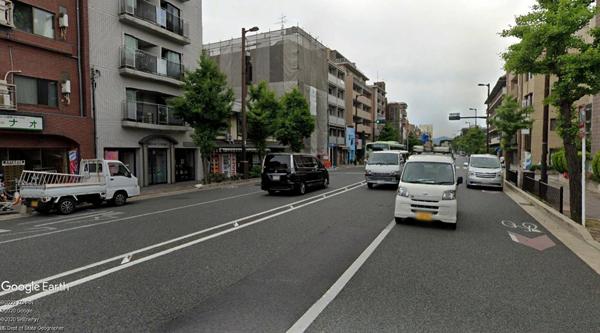 熊野神社店舗付き住宅-1