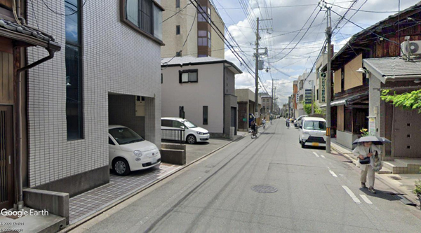 丸太町駅周辺カーサ府庁前-2