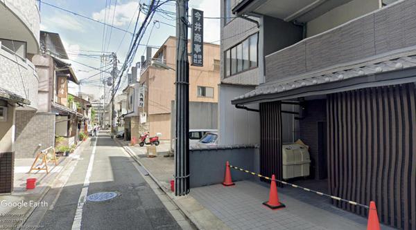 五条駅周辺ビル-1