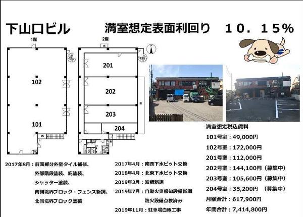 11-11醍醐下山口町収益1