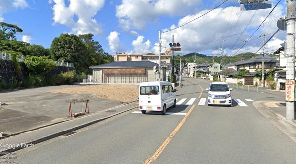 御室仁和寺駅周辺土地-2