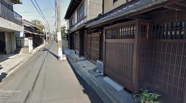 西陣京町屋-1
