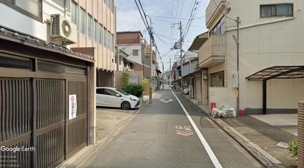 元本能寺町土地-1