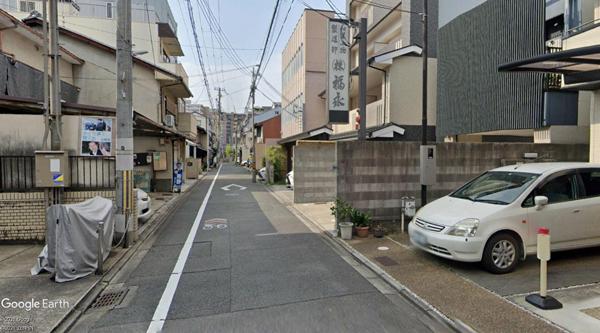 元本能寺町土地-2