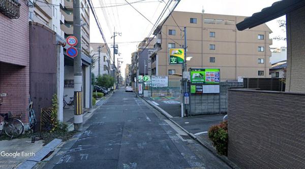 室町松原コインパーキングー1