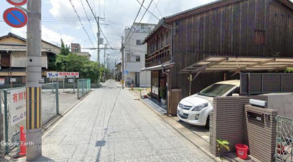 梅小路京都西駅周辺土地-1