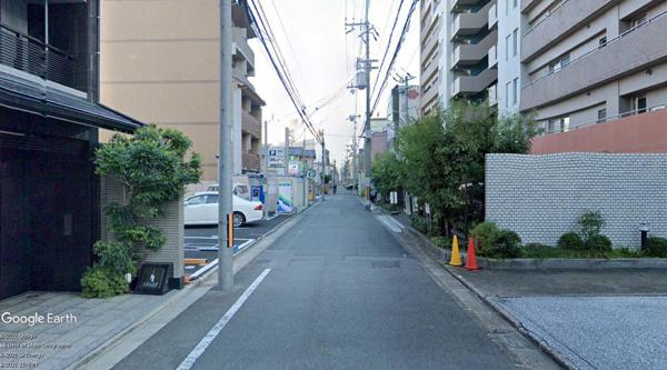 室町松原コインパーキングー3