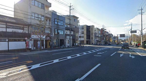 浄土寺店舗付き住宅-2
