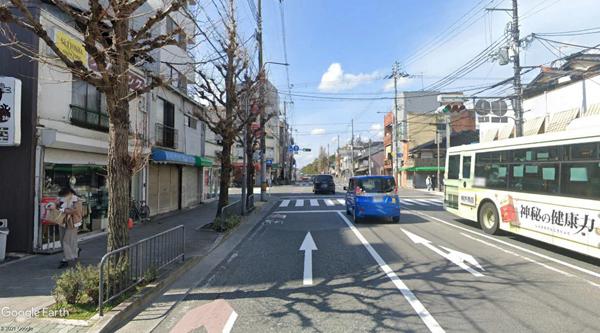 今出川寺町周辺土地-2