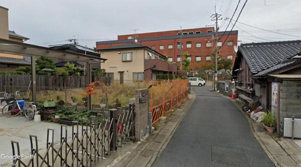 御陵三蔵町土地-2