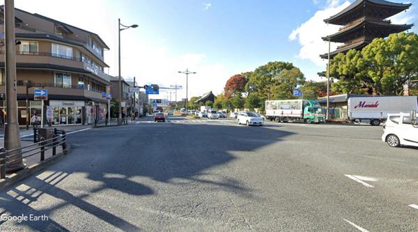東寺周辺ホテル-2