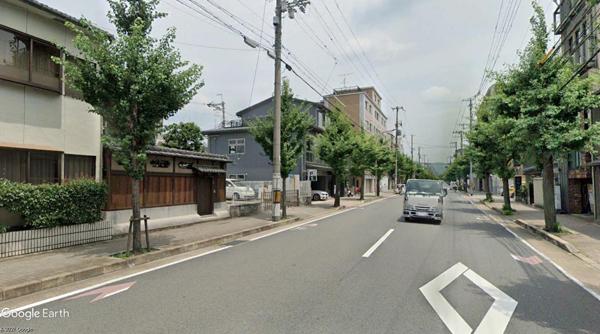御池職司町土地-2